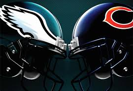 Eagles/Bears, 8:30 PM EST