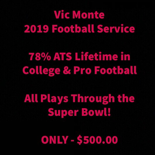 Vic Monte Sports – The Source For Guaranteed Winning Sports